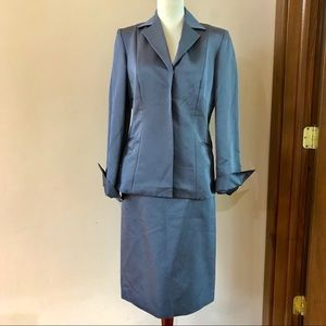 ALBERTA FERRETTI SKIRT AND BLAZER SUIT